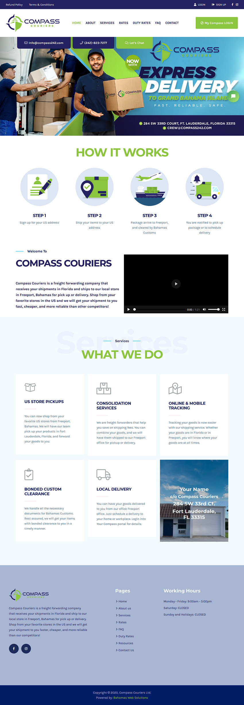 Compass Couriers